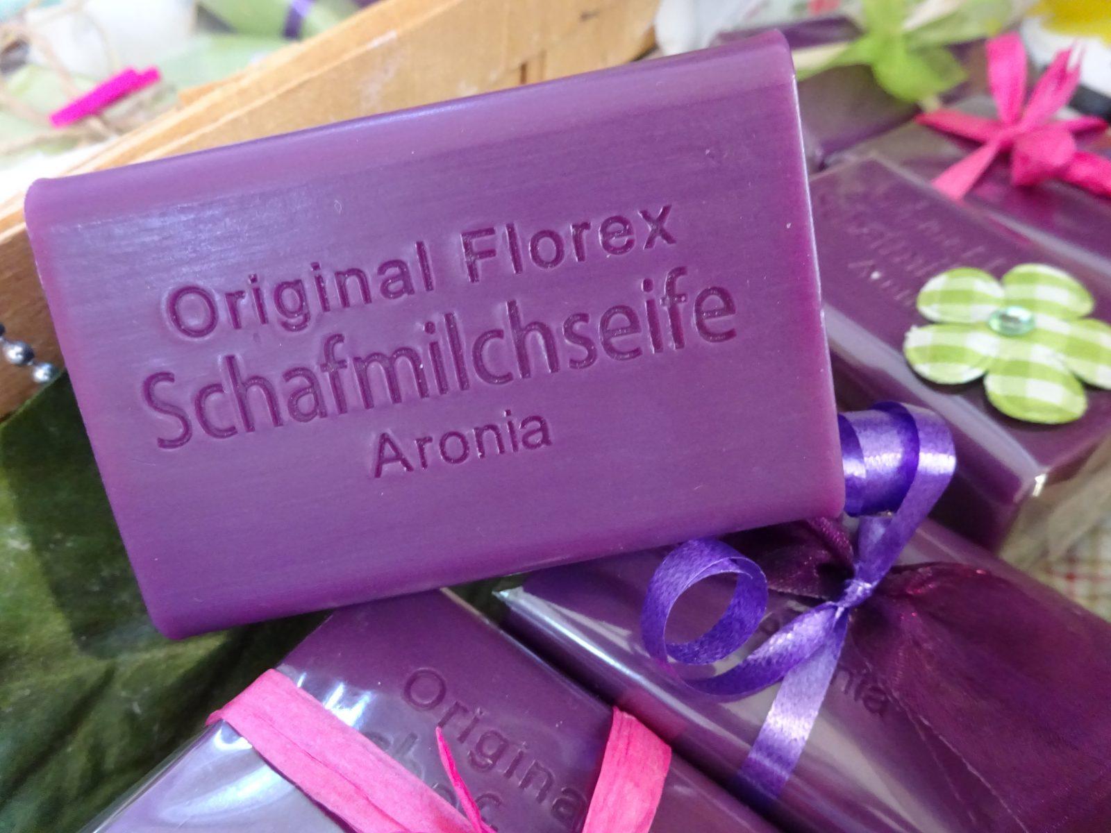 Schafmilchseife Aronia von Florex