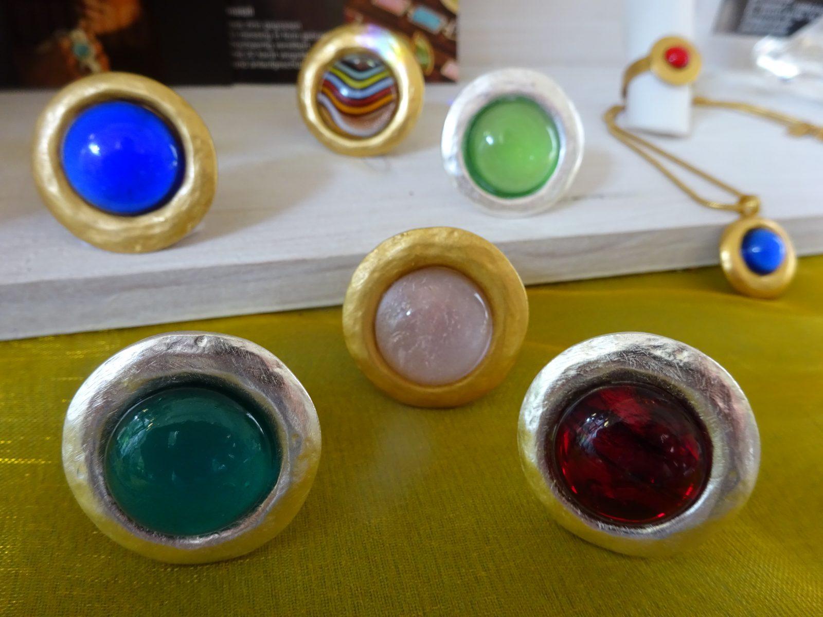 Diverse Ringe von Gubo